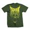 Футболка Tapout Crumbler Men's T-Shirt Green - фото 8412