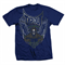 Футболка Tapout Punchy Men's T-Shirt Navy - фото 8422