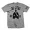 Футболка Tapout Sensai Men's T-Shirt Heather Grey - фото 8425